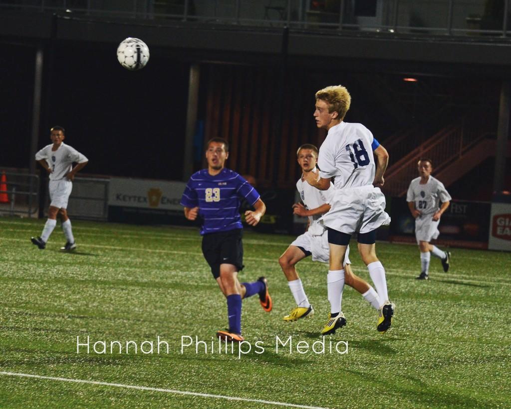 Bishop Canevin Boys Soccer