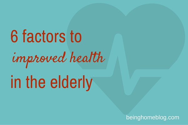 health risks for elderly