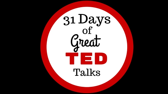 31-days-of-ted-talks