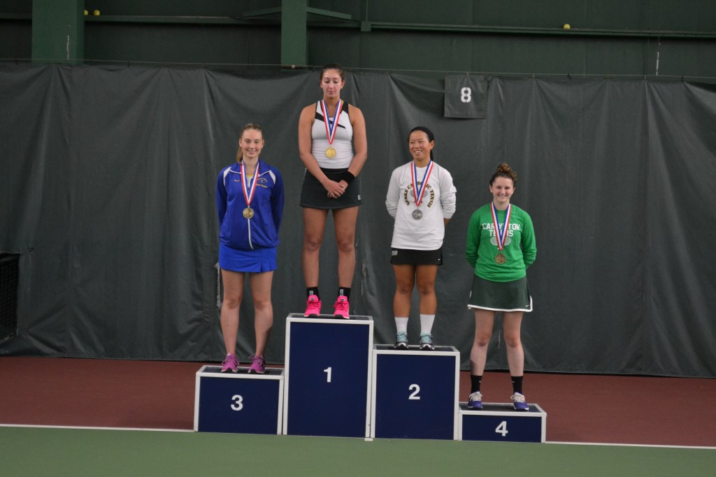 Hannah Phillips Tennis States