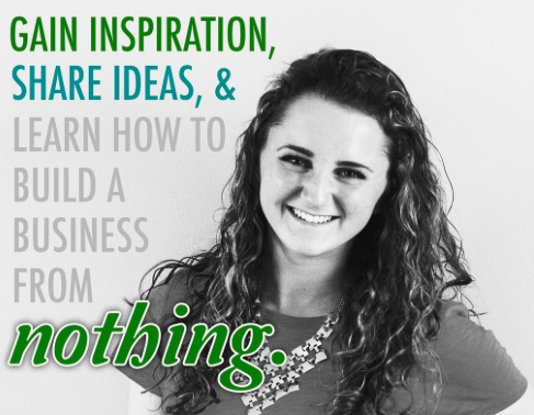 Hannah Phillips media discusses creating a business out of nothing