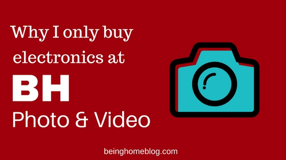 Electronics B&H photo