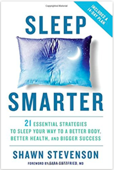 Sleep Smarter Shawn Stephenson