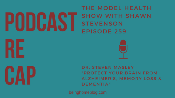 Model Health Show with Shawn Stevenson Alzheimer's