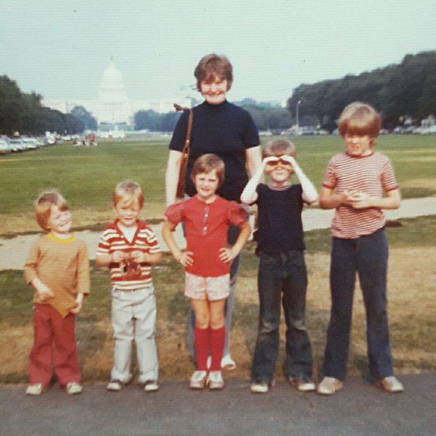 Twymans in DC circa 1974